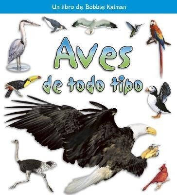 Aves de Todo Tipo als Taschenbuch