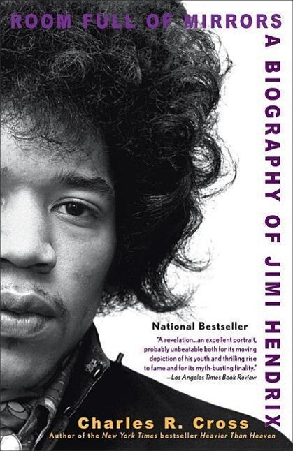 Room Full of Mirrors: A Biography of Jimi Hendrix als Taschenbuch