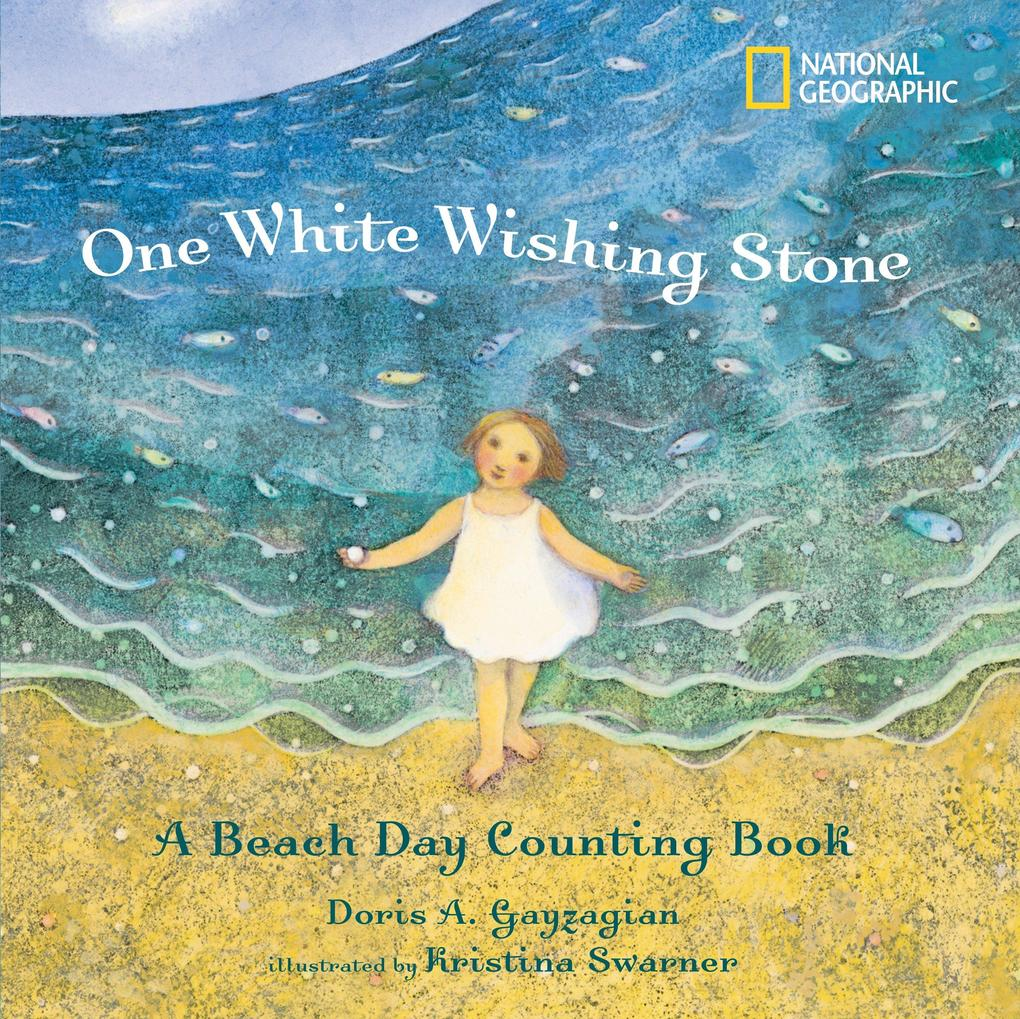 One White Wishing Stone: A Beach Day Counting Book als Buch