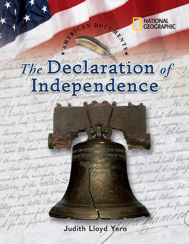The Declaration of Independence als Buch