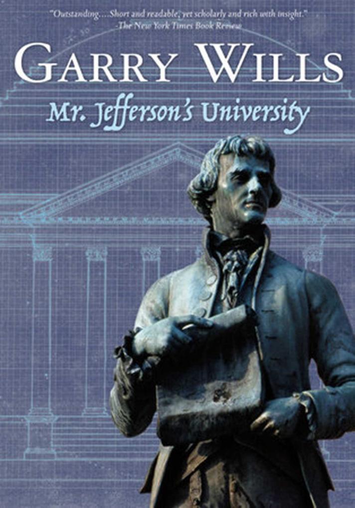 Mr. Jefferson's University als Taschenbuch