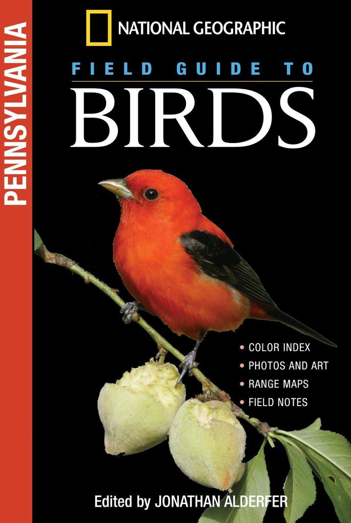 National Geographic Field Guide to Birds: Pennsylvania als Taschenbuch