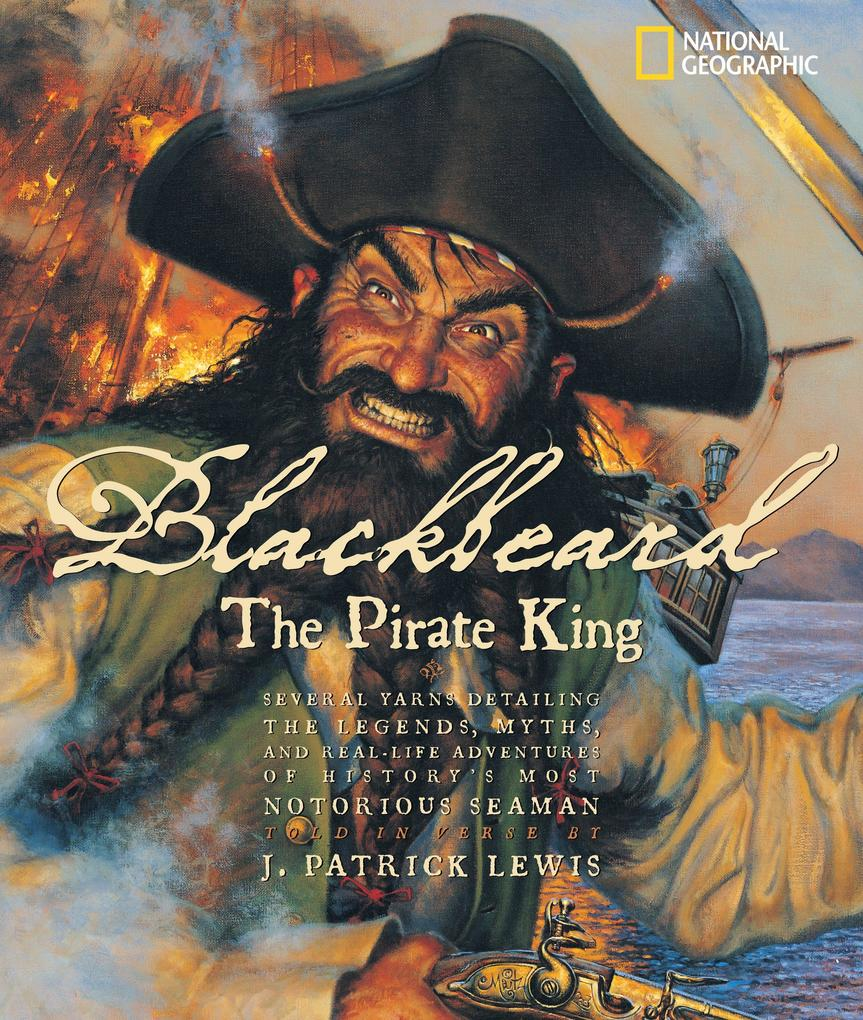 Blackbeard the Pirate King als Buch