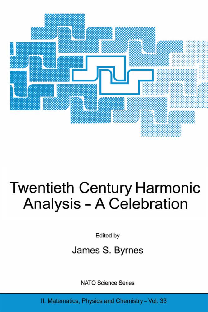 Twentieth Century Harmonic Analysis als Buch