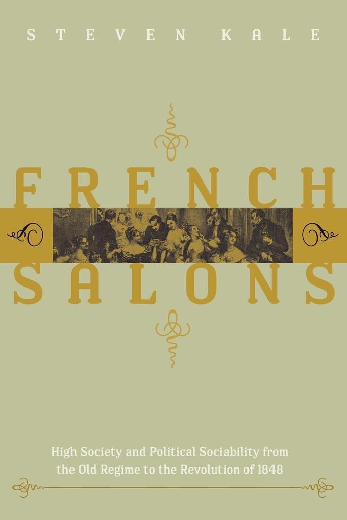 French Salons als Taschenbuch