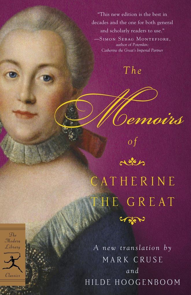 Memoirs Of Catherine The Great als Taschenbuch