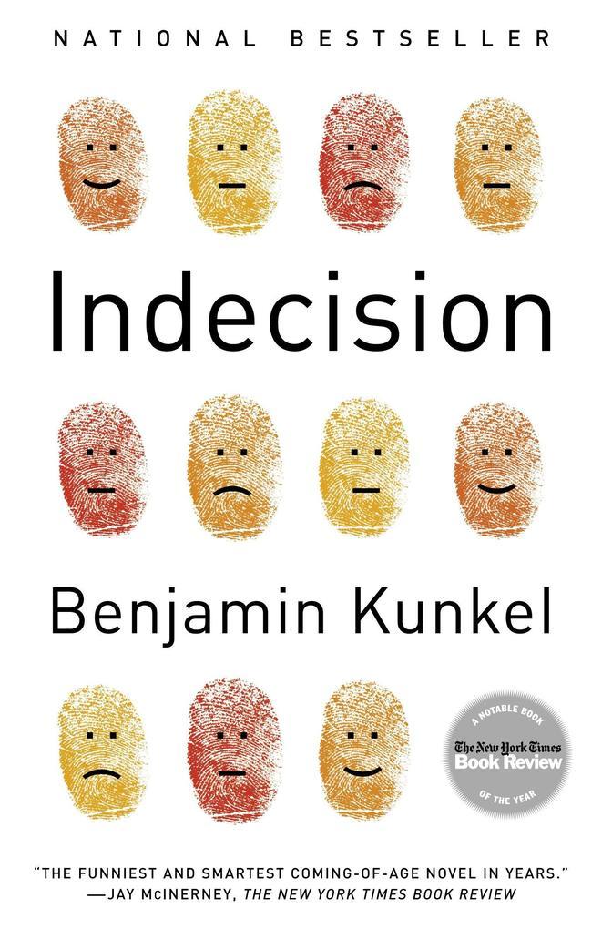 Indecision als Taschenbuch