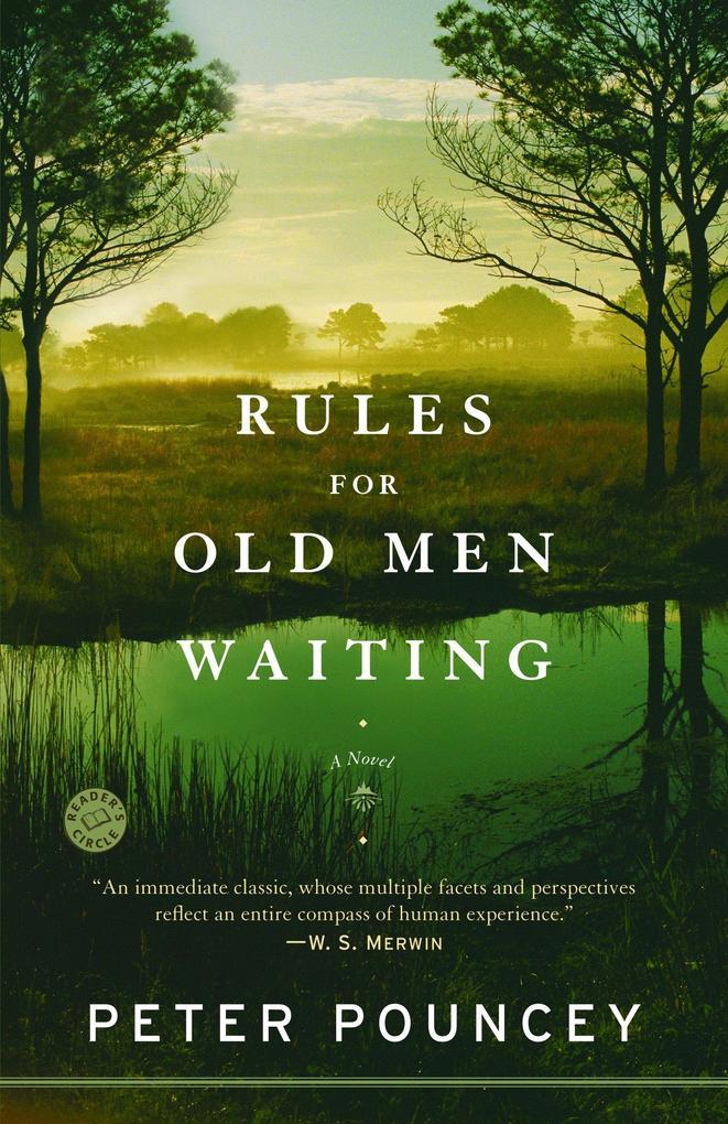 Rules for Old Men Waiting als Taschenbuch