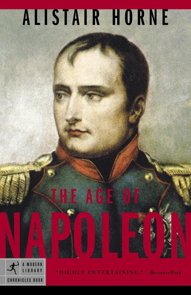 The Age of Napoleon als Taschenbuch