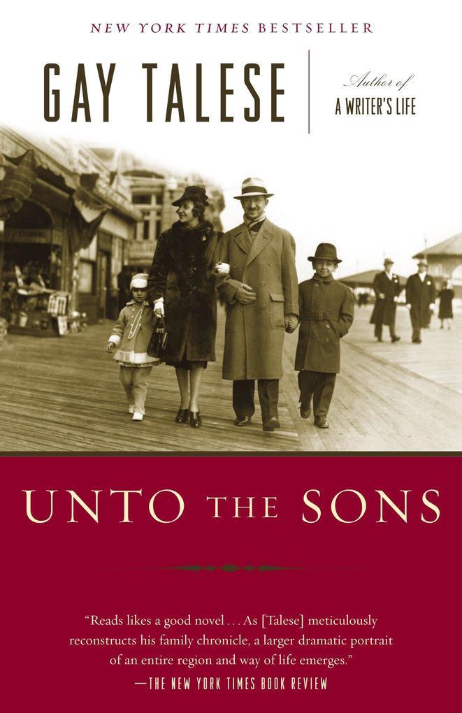 Unto the Sons als Taschenbuch