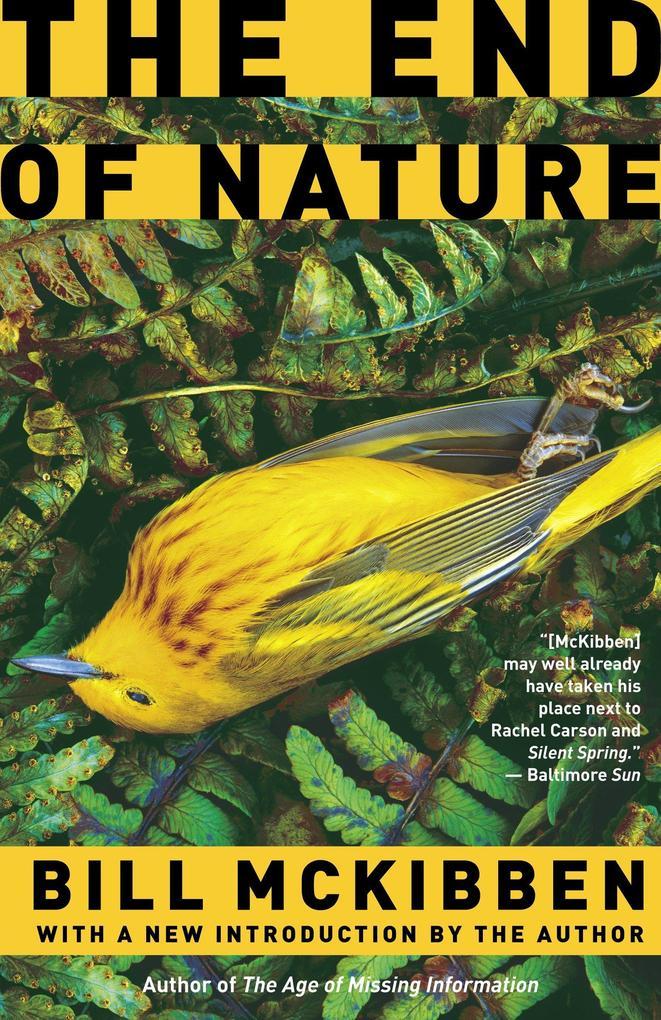 The End of Nature als Taschenbuch