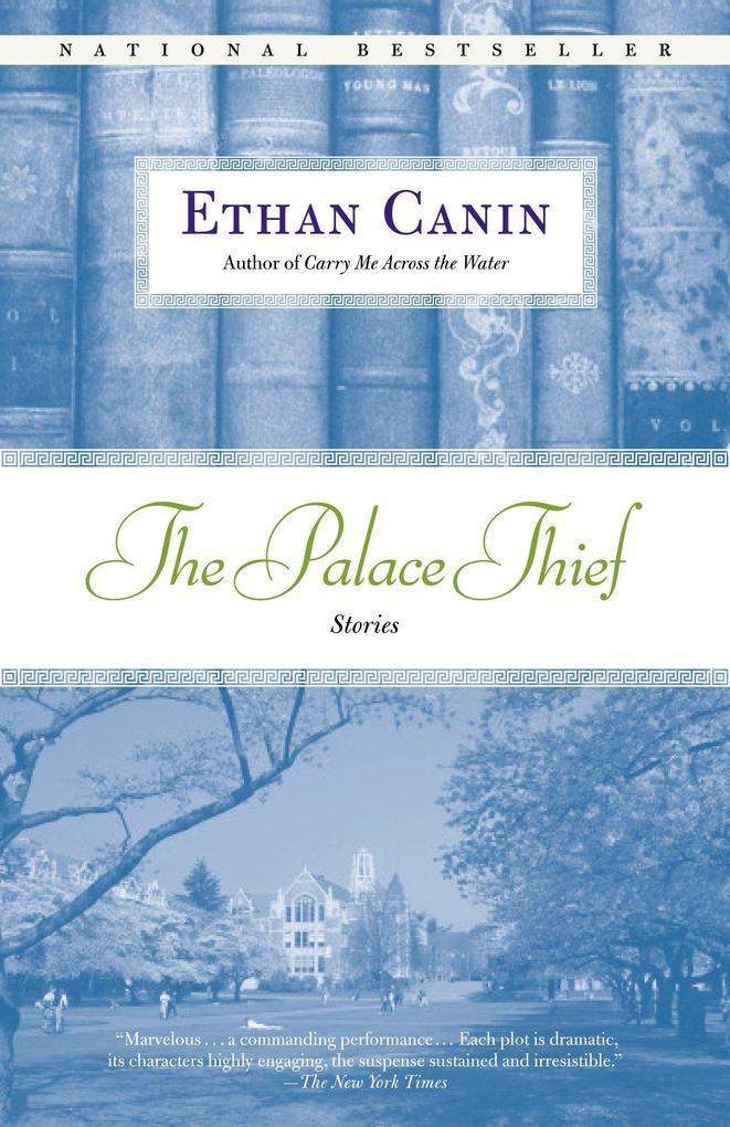 The Palace Thief als Taschenbuch