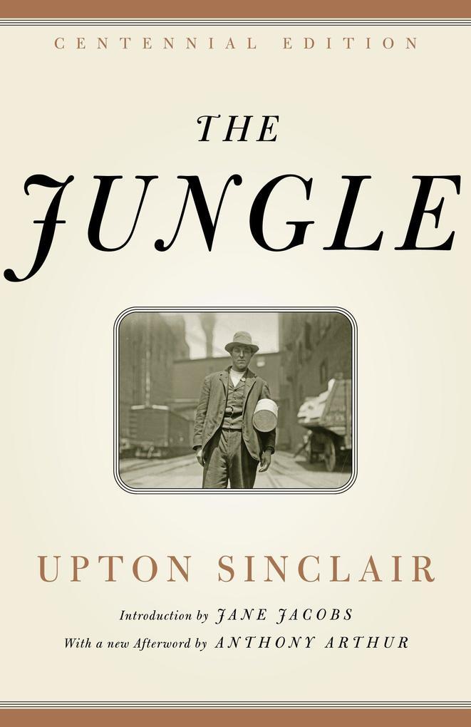 The Jungle als Buch