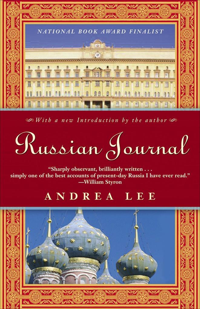 Russian Journal als Taschenbuch