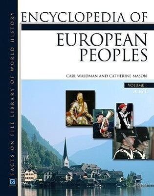 Encyclopedia of European Peoples, 2-Volume Set als Buch