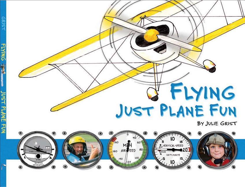 Flying: Just Plane Fun als Taschenbuch
