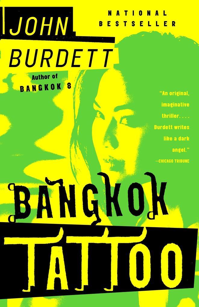 Bangkok Tattoo als Taschenbuch