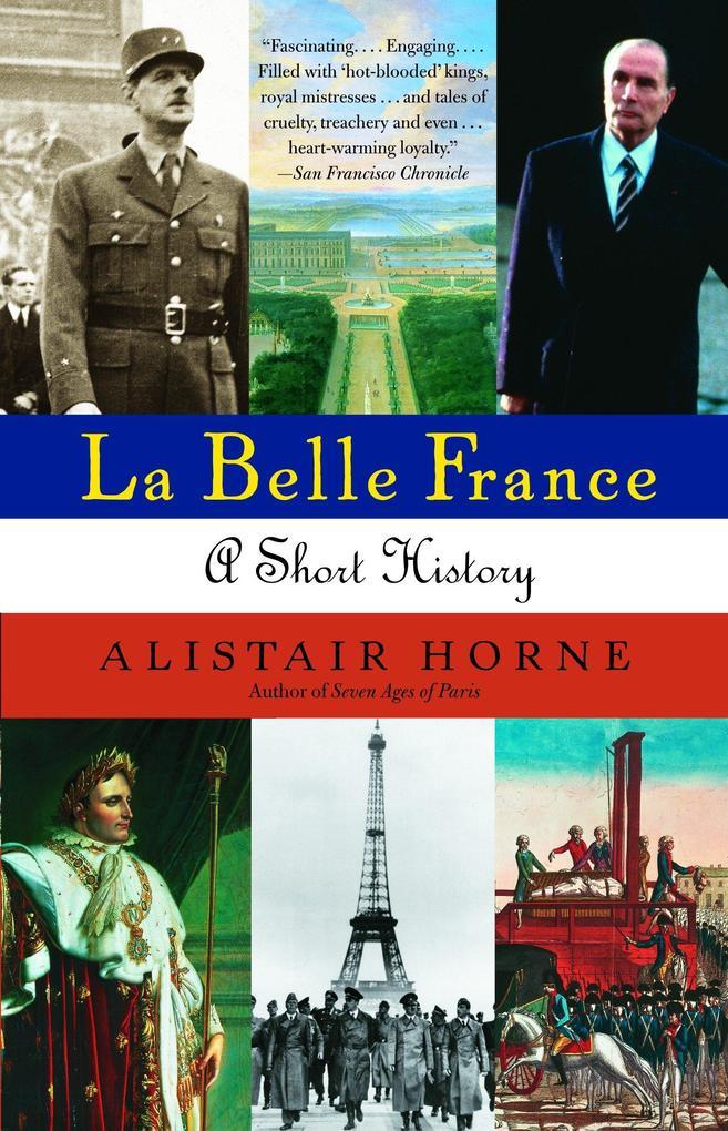 La Belle France als Taschenbuch