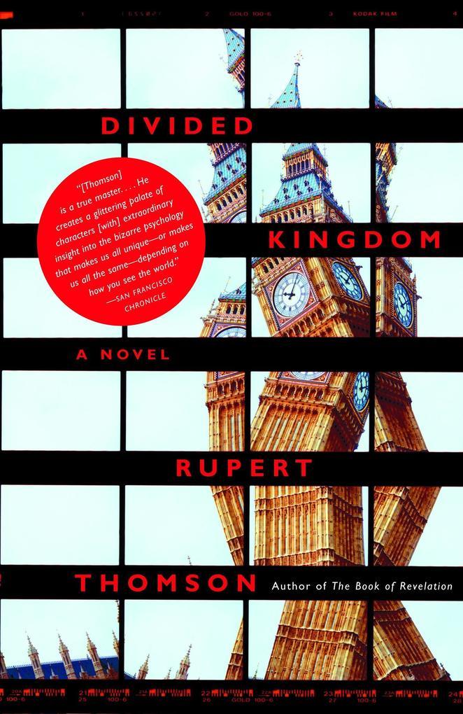 Divided Kingdom als Taschenbuch