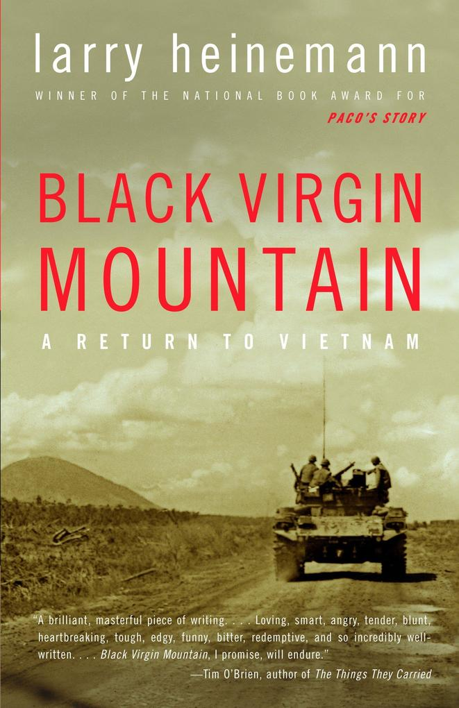 Black Virgin Mountain: A Return to Vietnam als Taschenbuch