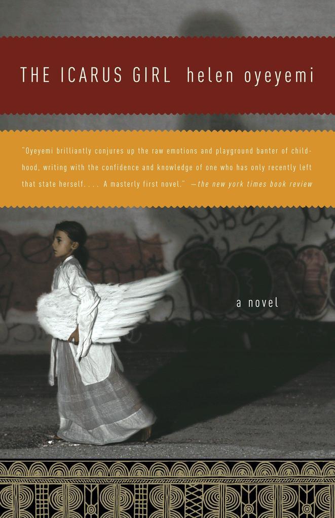 The Icarus Girl als Taschenbuch
