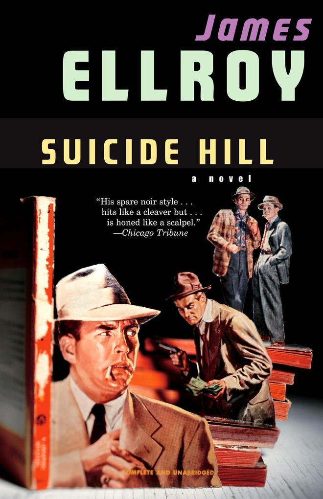 Suicide Hill als Taschenbuch