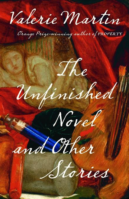 The Unfinished Novel and Other Stories als Taschenbuch