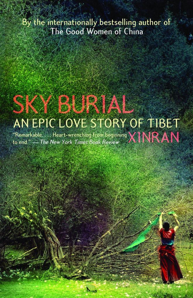 Sky Burial: An Epic Love Story of Tibet als Taschenbuch