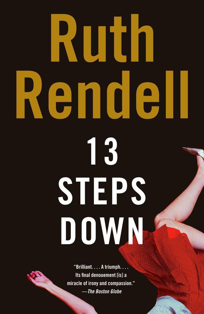 13 Steps Down als Taschenbuch