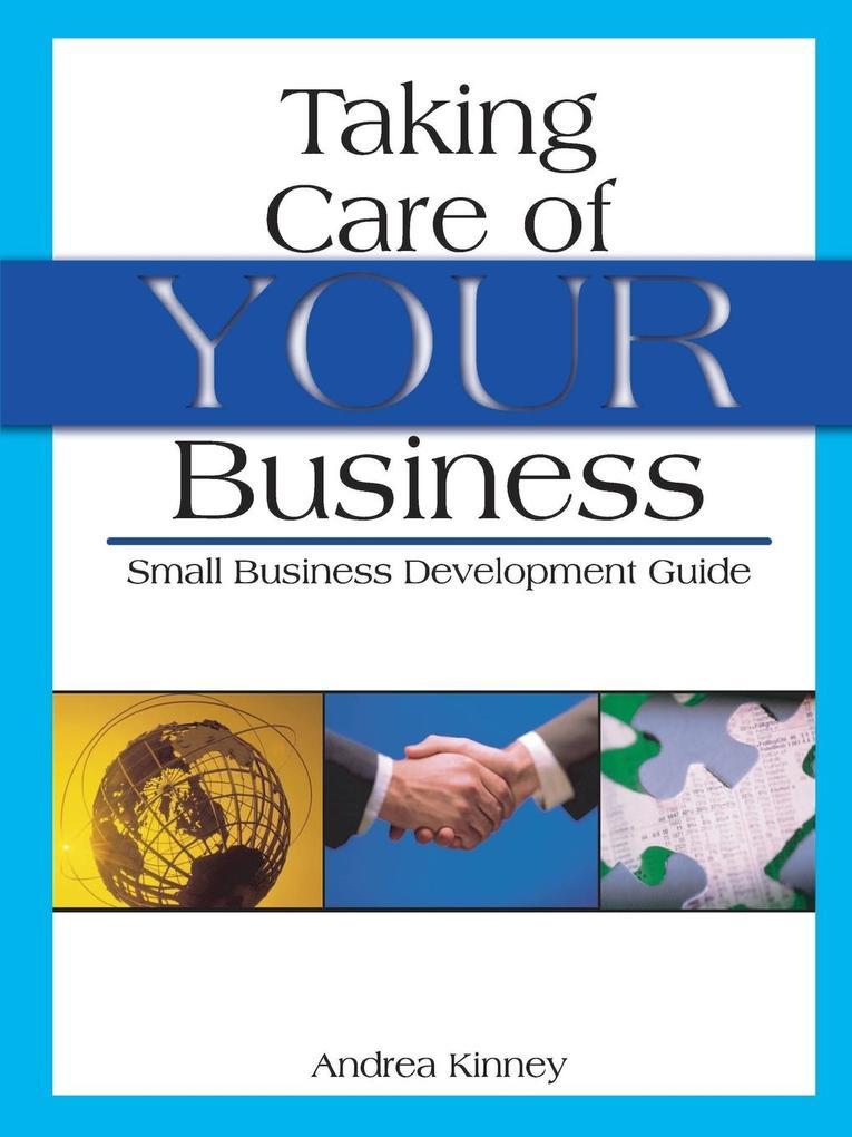 Taking Care Of YOUR Business als Taschenbuch
