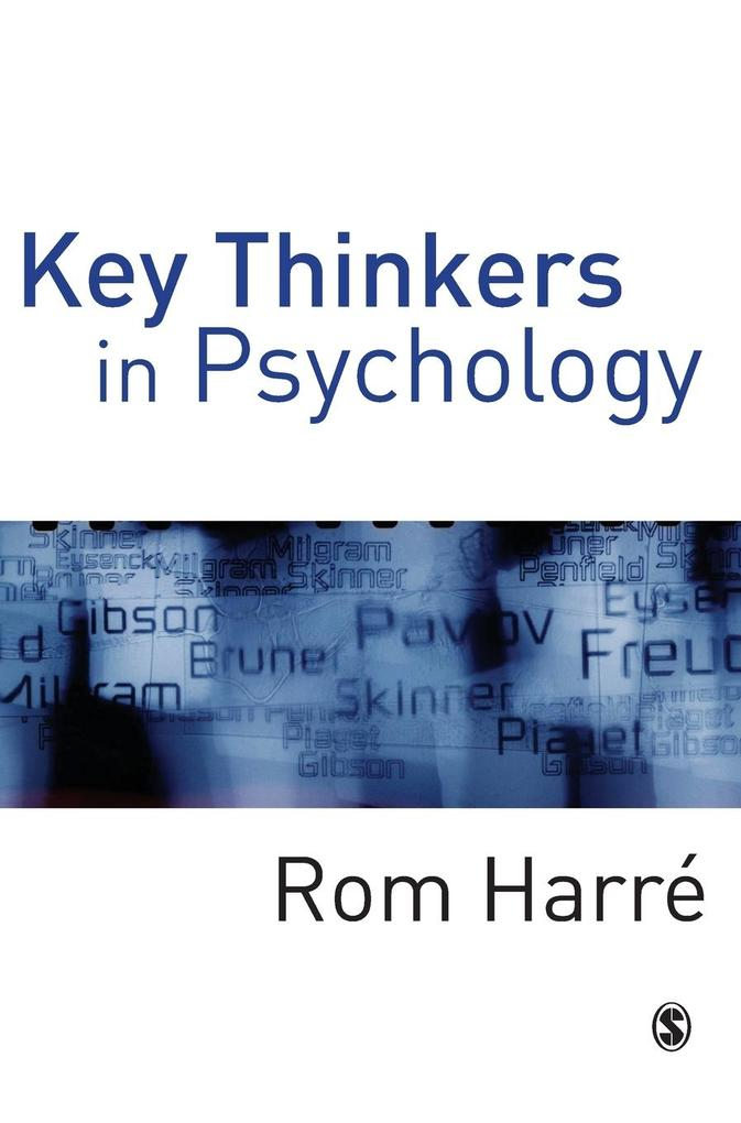 Key Thinkers in Psychology als Buch