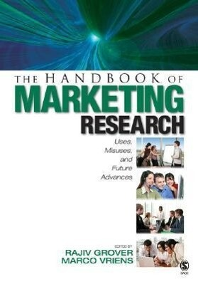The Handbook of Marketing Research als Buch