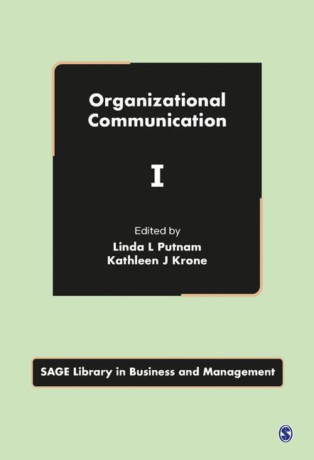 Organizational Communication als Buch