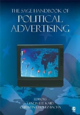The Sage Handbook of Political Advertising als Buch