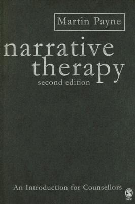 Narrative Therapy: An Introduction for Counsellors als Buch