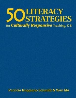 50 Literacy Strategies for Culturally Responsive Teaching, K-8 als Buch