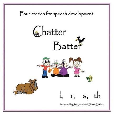 Chatter Batter als Taschenbuch