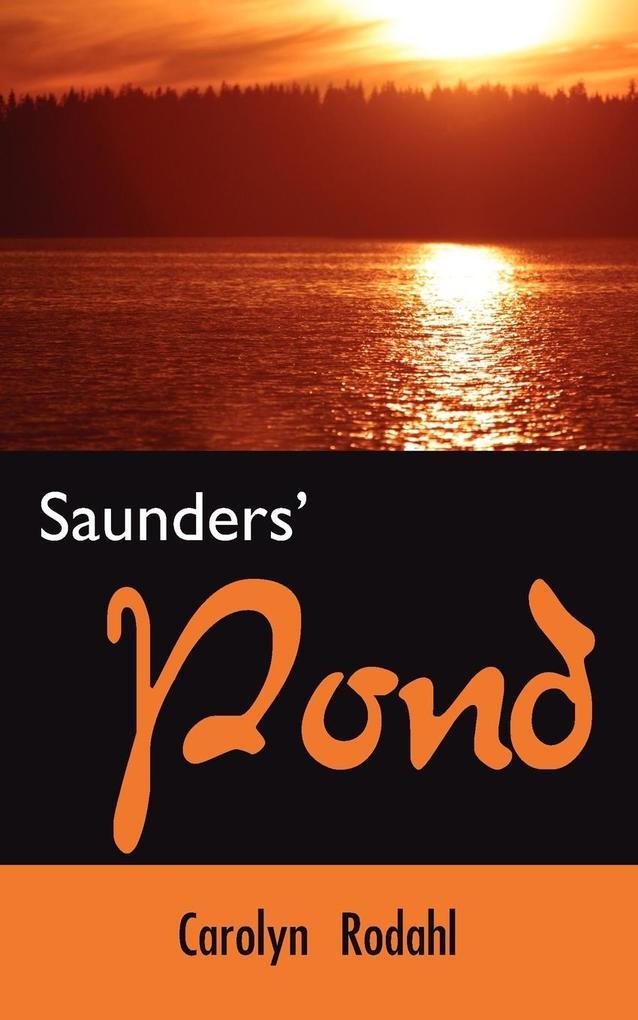 Saunders' Pond als Taschenbuch