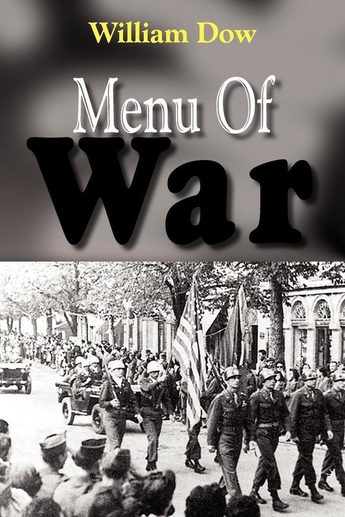 Menu of War als Taschenbuch