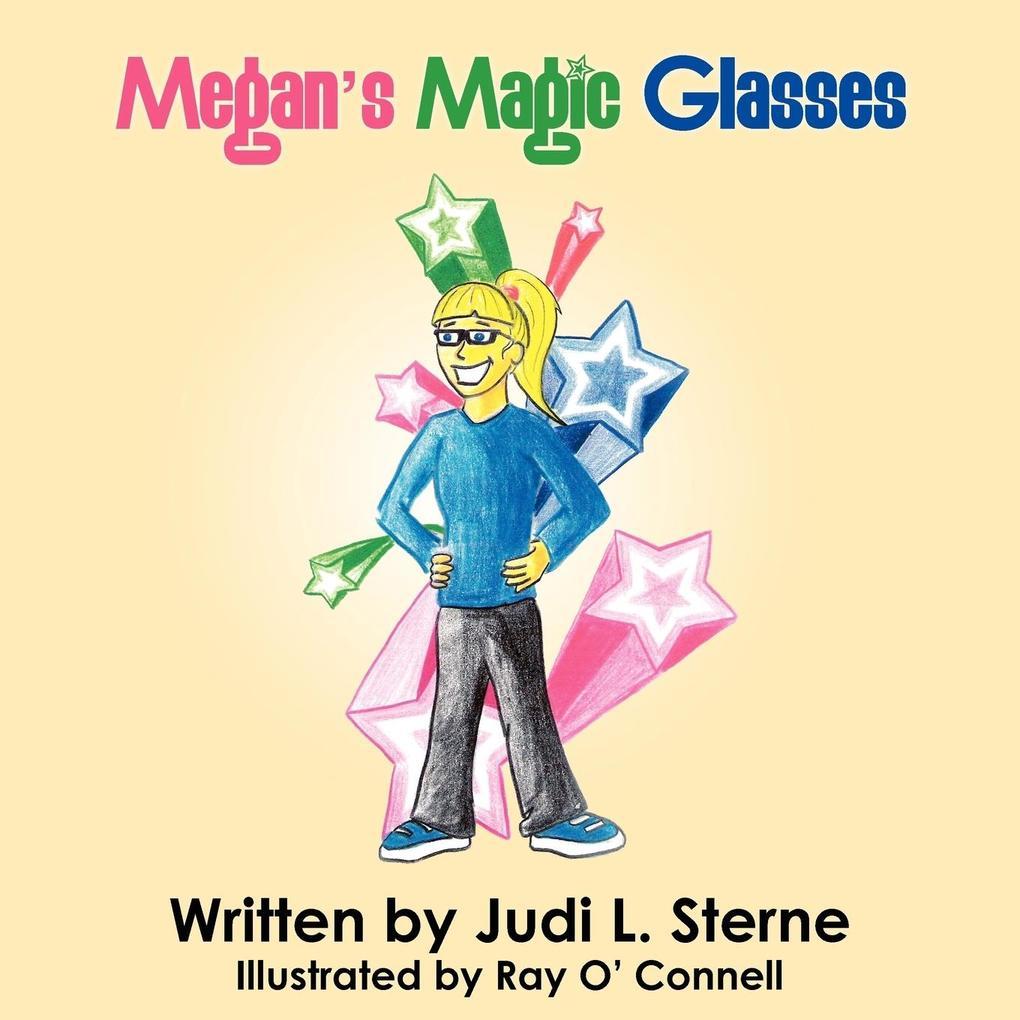 Megan's Magic Glasses als Taschenbuch
