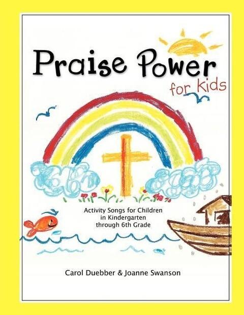 Praise Power for Kids als Taschenbuch
