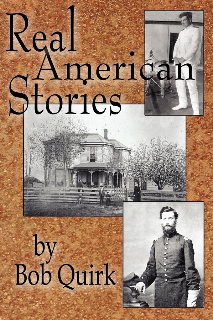 Real American Stories als Buch