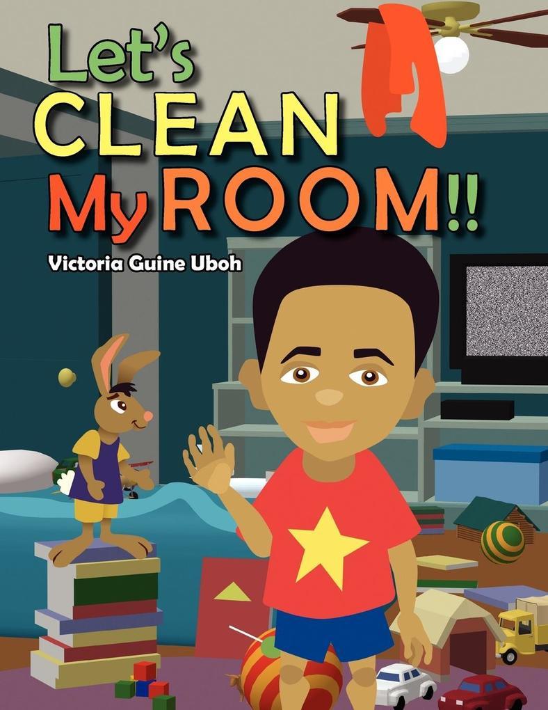 Let's Clean My Room !! als Taschenbuch