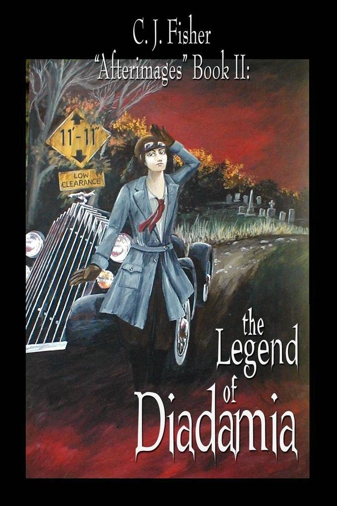 The Legend of Diadamia als Taschenbuch