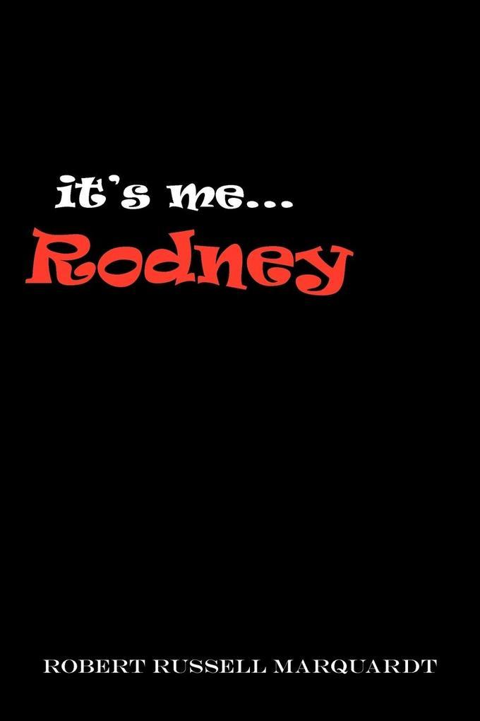 it's me...Rodney als Taschenbuch
