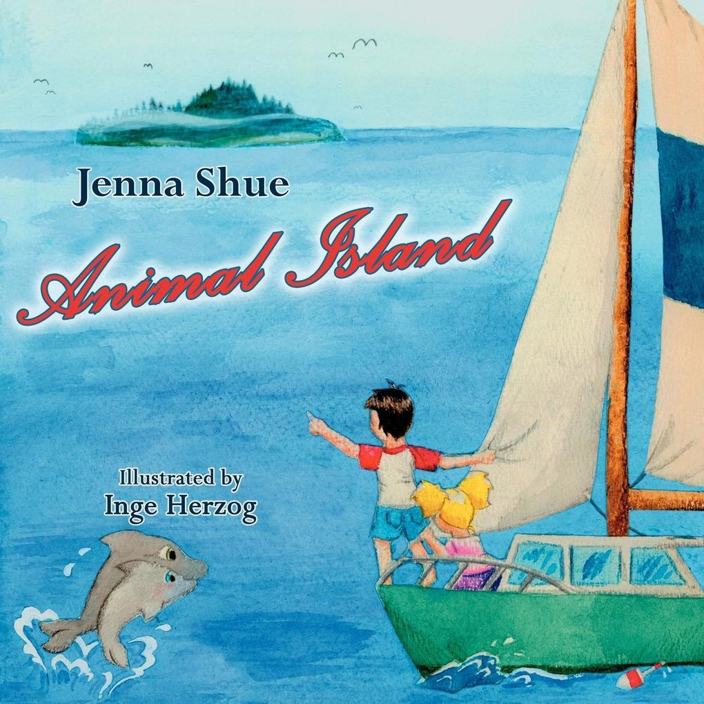 Animal Island als Taschenbuch
