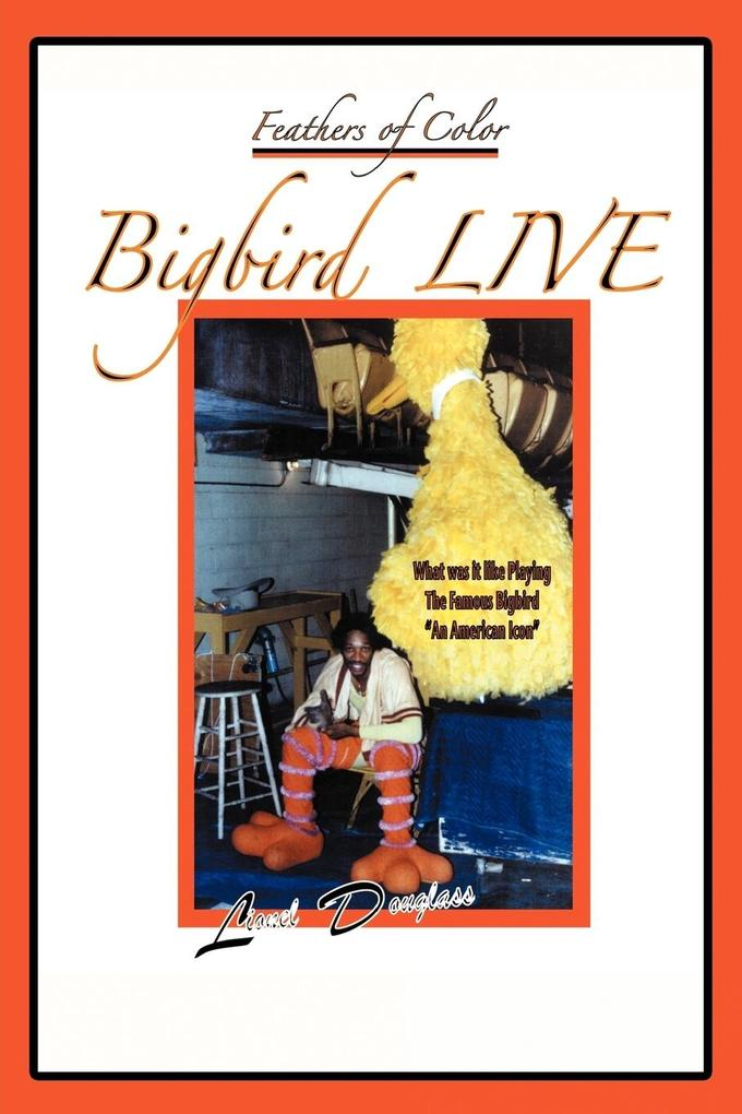 Feathers of Color: What Was It Like Playing the Famous Bigbird: An American Icon als Buch