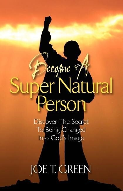 Become a Super Natural Person als Taschenbuch