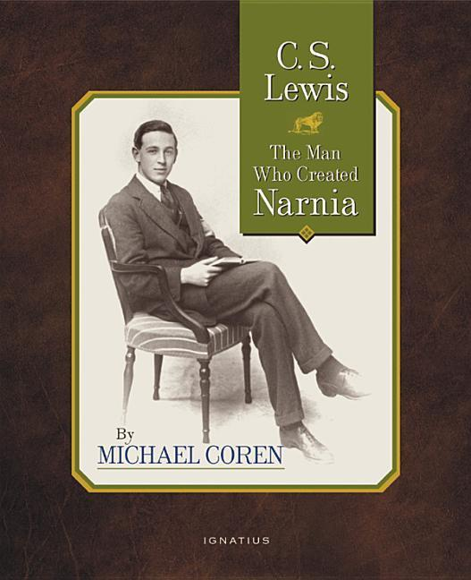 C. S. Lewis: The Man Who Created Narnia als Taschenbuch
