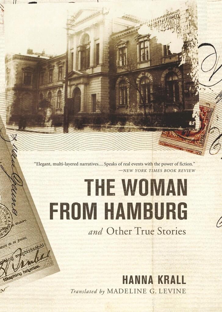 The Woman from Hamburg als Taschenbuch